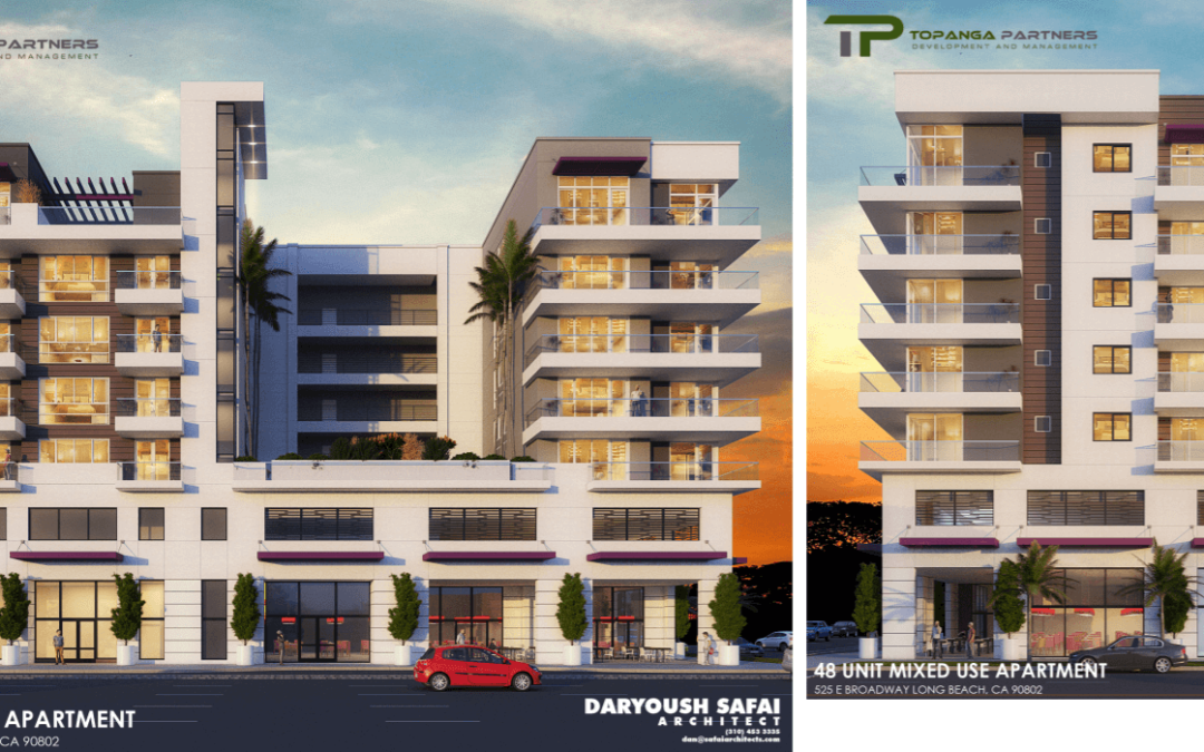 7-Story Mixed-Use Project Clears Appeal in Long Beach