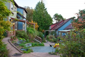 Nevada city cohousing www.nccoho.org