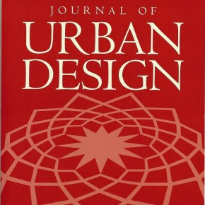 New article on high street design quality in Journal of Urban Design, co-authored by Dorina Pojani