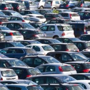 New article on parking in The Conversation by UQ|UP team