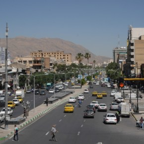 New article coauthored by Dr Dorina Pojani on aging and mobility in Iranian cities