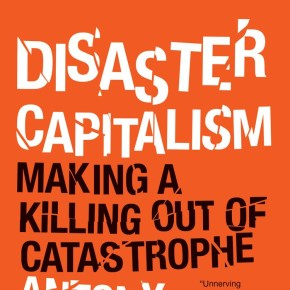 Documentary film night by MDP: Disaster Capitalism