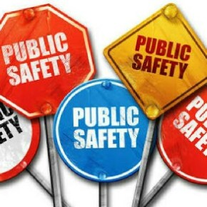Laurel Johnson on ABC Radio taking about safety in public spaces