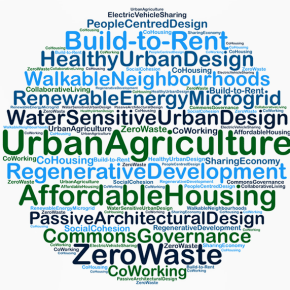 Design summit at UQ: Co-creating a new paradigm for land development