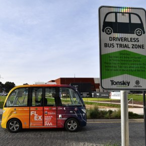 New Conversation article on driverless cars by UQ|UP team