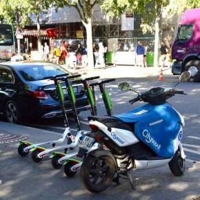 New Conversation article on shared e-scooters by Neil Sipe and Dorina Pojani