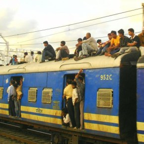 New E4C article by UQ|UP team on Mumbai's train services