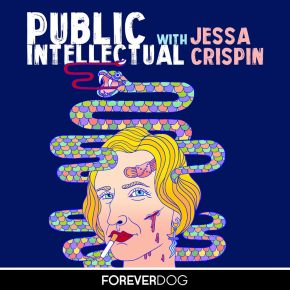 Jessa Crispin interviews Dorina Pojani in 'Public Intellectual' podcast