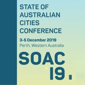State of Australian Cities Conference (SOAC) 2019: Call for abstracts