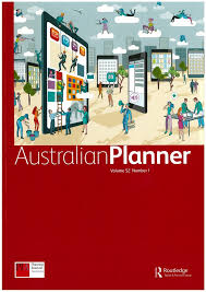 New article in Australian Planner on sustainability assessment tools, by Paul Sparshott and Sebastien Darchen