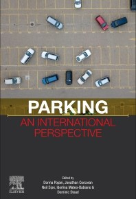 New book on parking by UQ|UP team – now available to pre-order from Elsevier