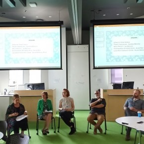 Community engagement – Panel with civil society organisations
