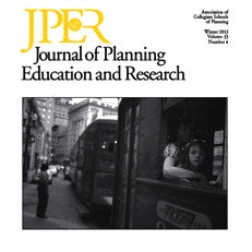 New article on planning education in Journal of Planning Education and Research, by Dorina Pojani