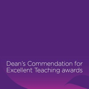 UQ|UP staff receive Dean's Commendation for Excellent Teaching