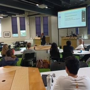 International Development: UQ|UP students in conversation with UQ Chancellor