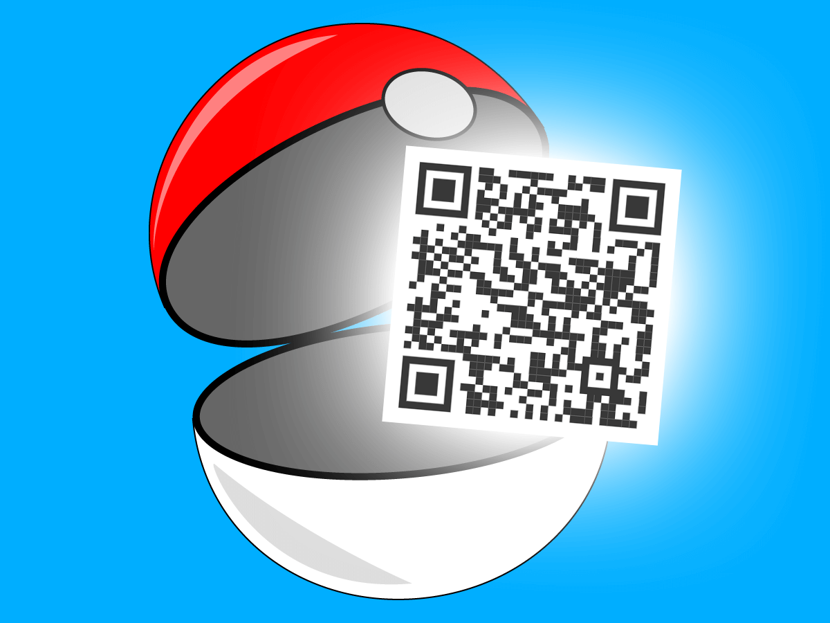 Rare Pokemon Sun And Moon Qr Code