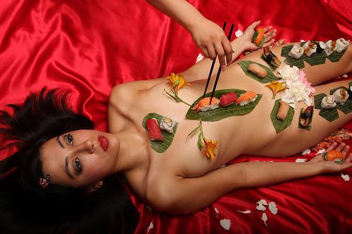 Sushi model