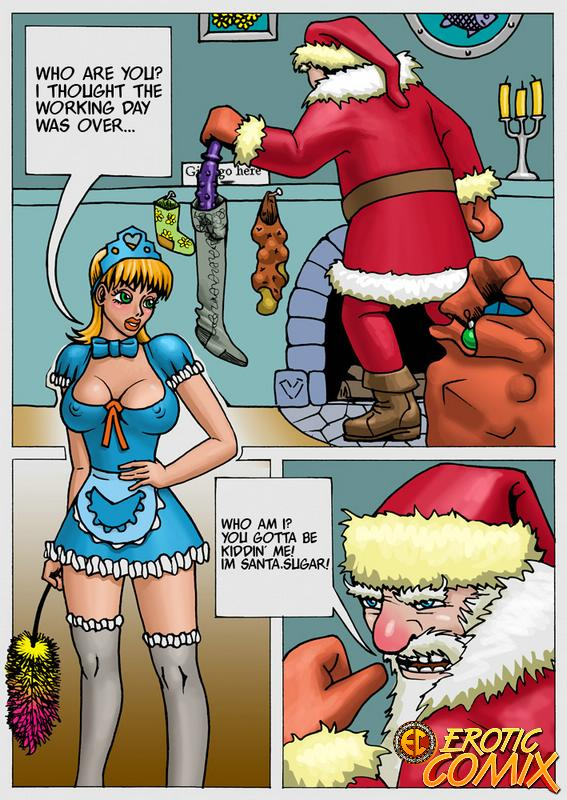 Father Christmas comic 2