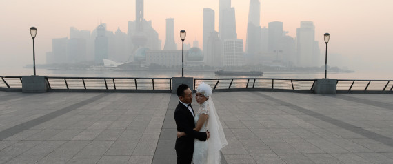 Smog Hits Shanghai