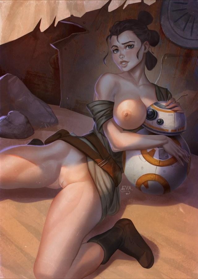 Rey BB8