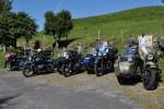 Sides-cars des Ambassadeurs Assemblée Général 2014 URAL FRANCE