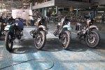 Usine Ural Irbit assemblage de quatre motos URAL FRANCE