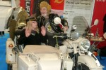 Stand Ural France Salon Moto Legende