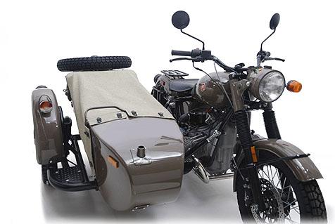 Ural M70 2012