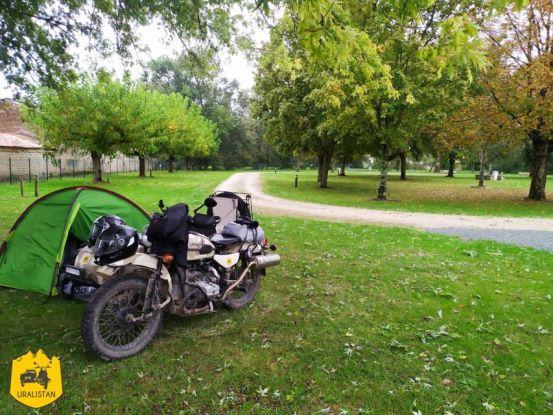 Camping de Brioux sur Boutonne, Ruralistan tour - Uralistan