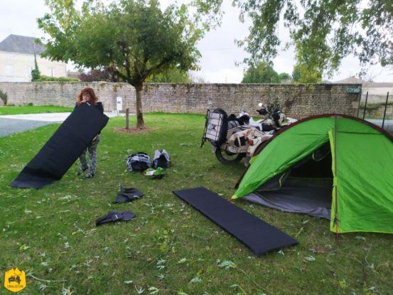 Camping municipal de Brioux sur Boutonne - Uralistan