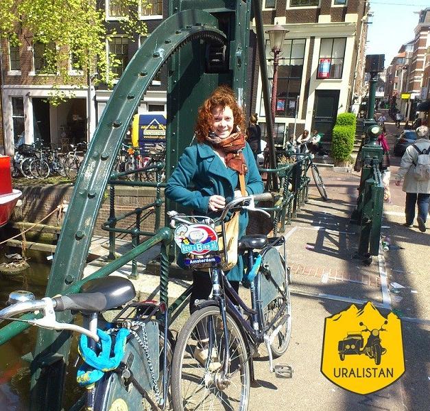 Voyage Amsterdam à vélo