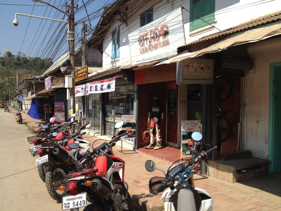 Off Road Laos Adventures - Agence de voyage au Laos