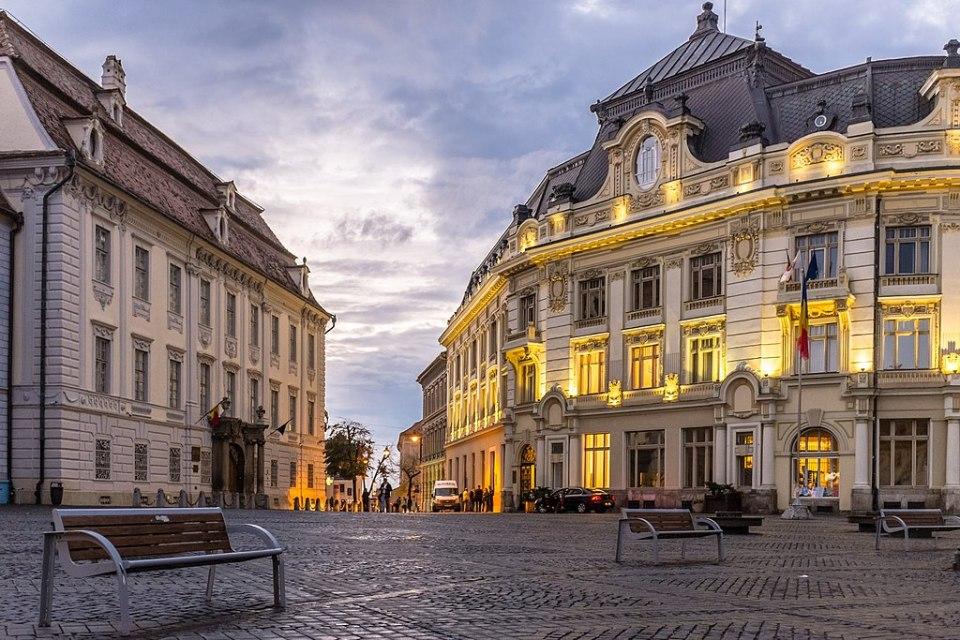 Voyage en Roumanie - Sibiu