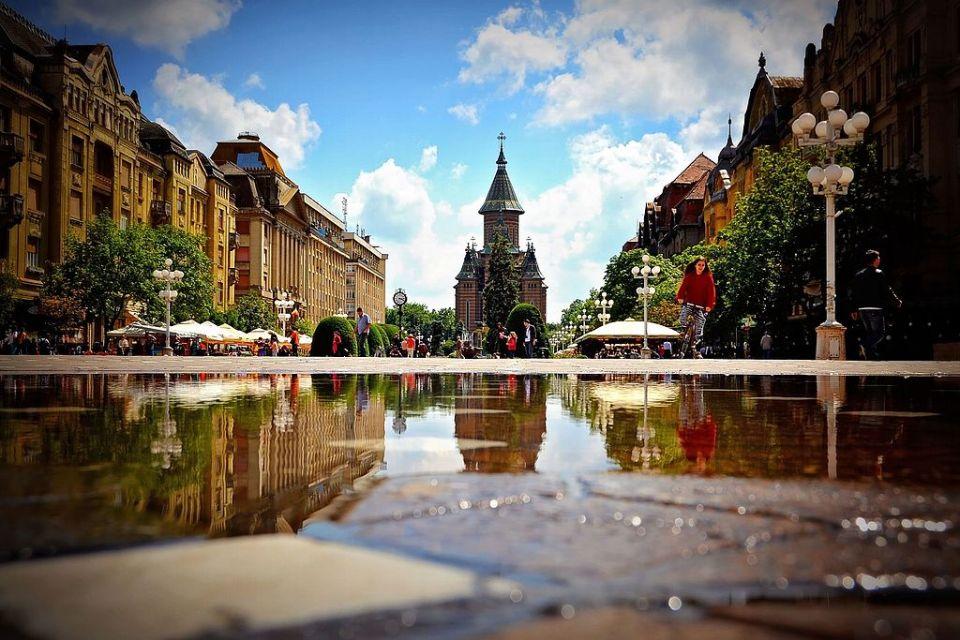 Voyager en Roumanie - Timisoara