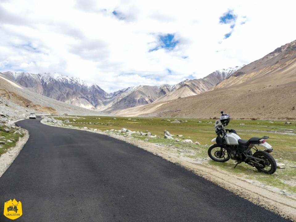 Road trip moto organisé dans l'Himalaya