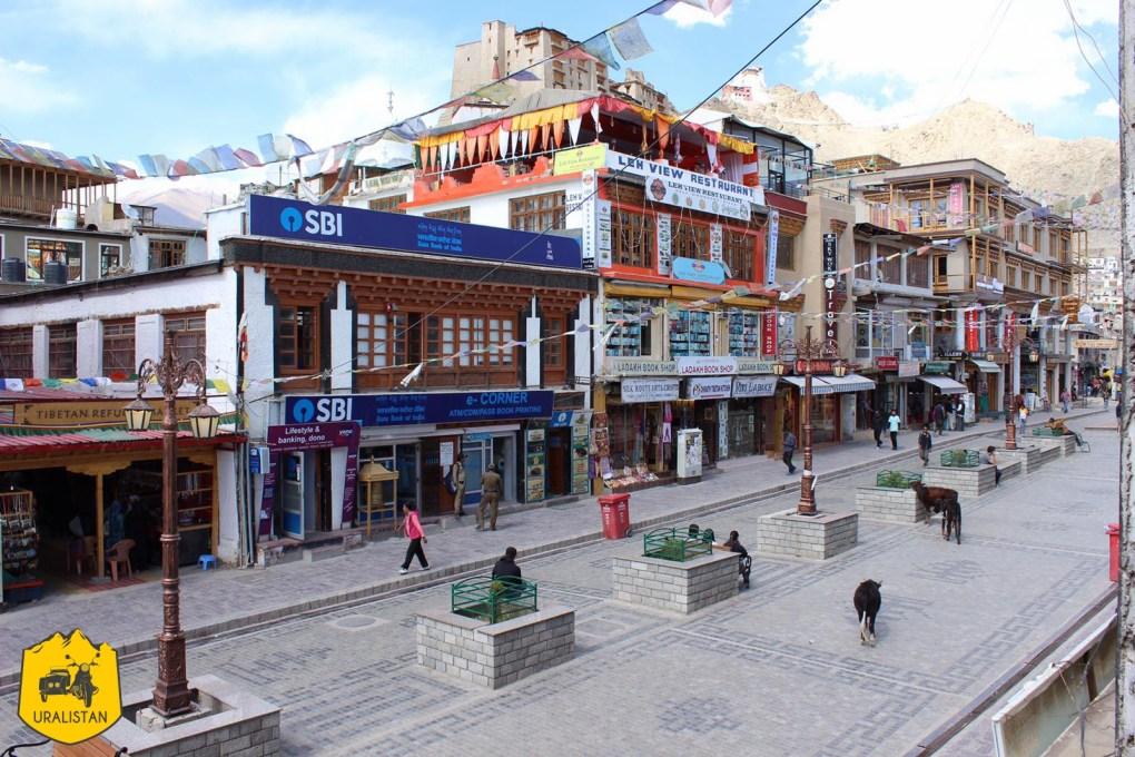 Leh, voyage au Ladakh