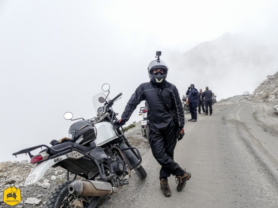 Roadtrip en Royal Enfield au Ladakh, col de Changla