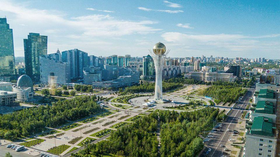 Atsana, Nur-Sultan - incontournables du Kazakhstan - URALISTAN