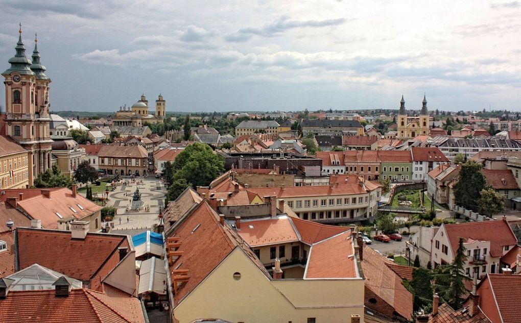 Eger - incontournables de Hongrie - URALISTAN