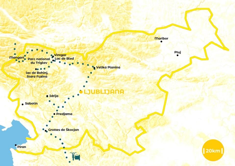 Roadtrip en Slovénie - notre itinéraire - URALISTAN