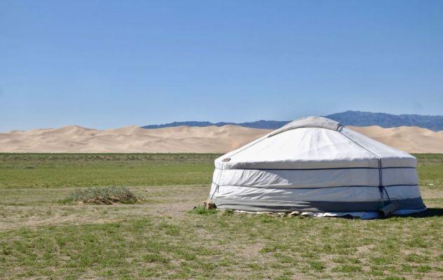 Désert de Gobi - incontournables de Mongolie