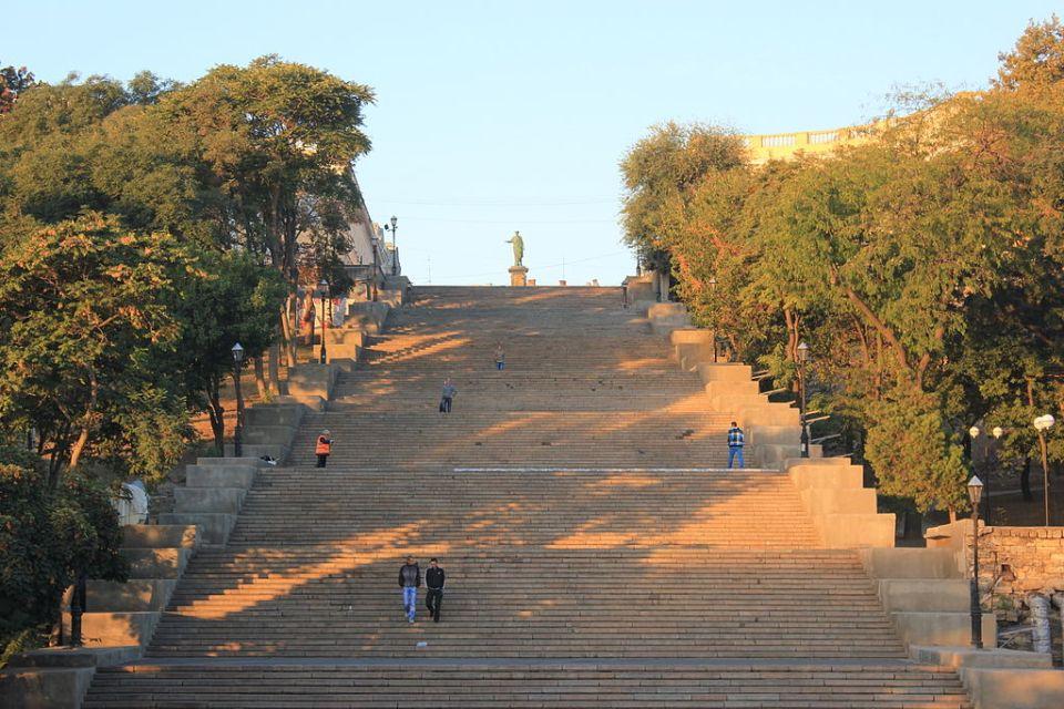 Escalier du Potemkine - Incontournables Ukrainiens, Voyage en Ukraine
