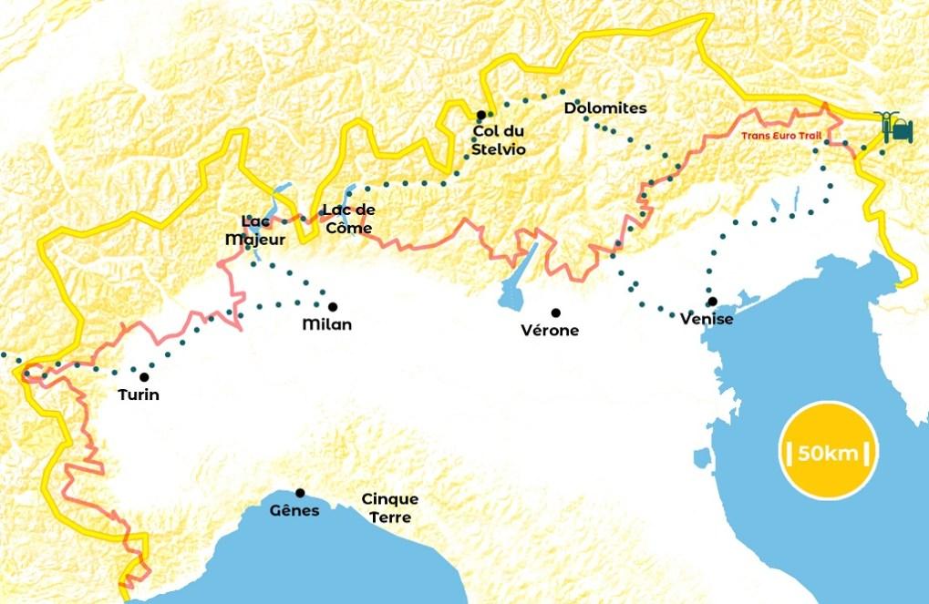 Roadtrip en Italie - notre itinéraire - URALISTAN