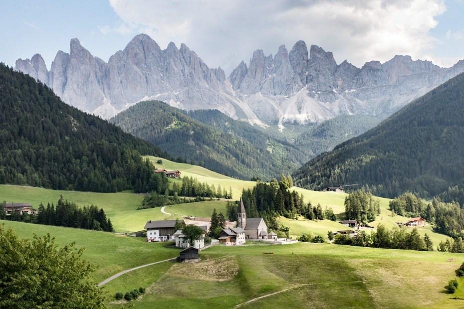 Santa-Magdalena, Dolomites - Incontournables Italiens, Voyage au Nord de l'Italie