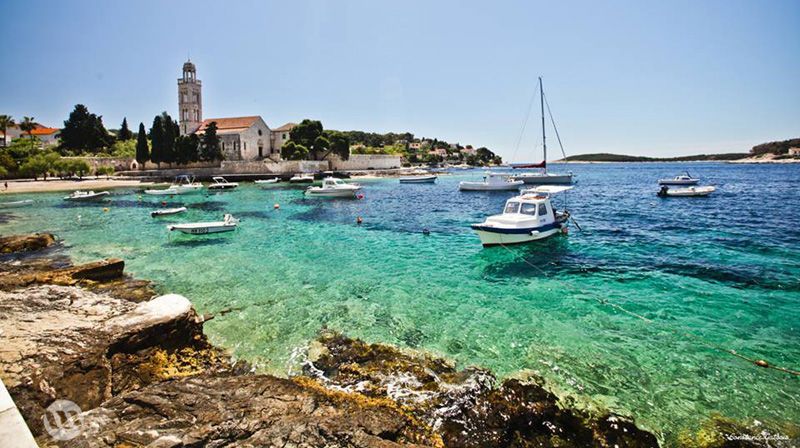 Île de Hvar - Incontournables Croates, Voyage en Croatie