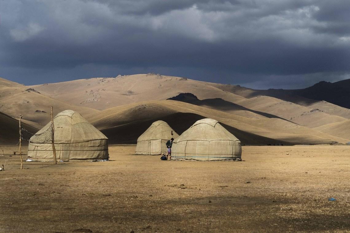 Incontournables Kirghizes, Voyage au Kirghizistan