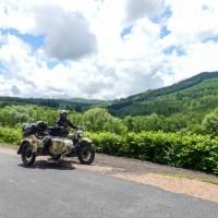 Road-trip à moto dans le Morvan, notre repérage de l'itinéraire