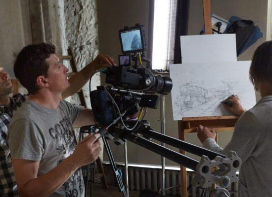 Профессиональная видеосъёмка в студии