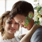 Студийная съёмка свадьбы