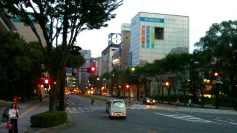 구마모토 시내